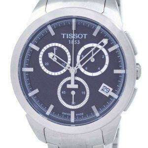 Reloj Tissot T-Sport titanio cronógrafo de cuarzo T069.417.44.061.00 T0694174406100 de los hombres