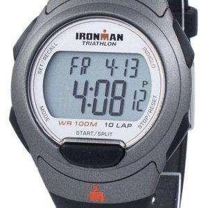 Timex reloj Ironman Triathlon 10 Lap Indiglo Digital T5K607 hombres de los deportes