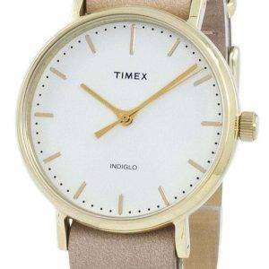 Timex Weekender Fairfield Indiglo cuarzo TW2P98400 Watch Unisex