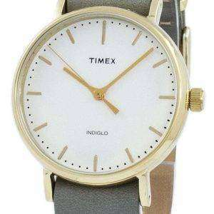 Timex Weekender Fairfield Indiglo cuarzo TW2P98500 Watch Unisex