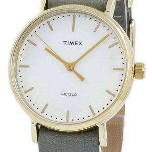 Timex Weekender Fairfield Indiglo cuarzo TW2P98500 Watch Unisex