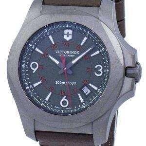 Reloj Victorinox Titanium I.N.O.X. Ejército suizo cuarzo 200M 241779 de los hombres