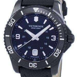 Reloj Victorinox Maverick Black Edition gran ejército suizo cuarzo 241787 hombres