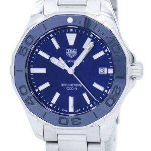 Tag Heuer Aquaracer Cuarzo WAY131S. BA0748 Watch de Women