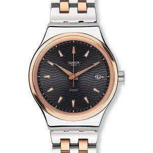 Reloj Unisex Swatch ironía Tux Sistem automático YIS405G