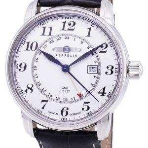 Zeppelin serie LZ127 Graf Alemania hizo 7642-1 76421 Watch de Men