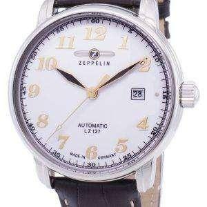 Zeppelin serie LZ127 Graf Alemania hizo 7656-1 76561 Watch de Men