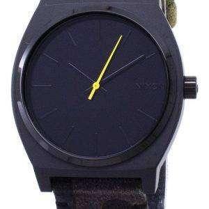 Nixon tiempo Teller A045-3054-00 analógico de cuarzo reloj de Men