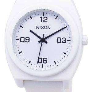 Nixon tiempo Teller P Corp A1248-3009-00 cuarzo de reloj Men
