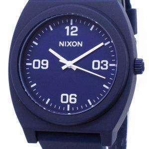 Nixon tiempo Teller P Corp A1248-3010-00 cuarzo de reloj Men