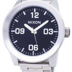 Nixon Corporal A346 SS-000-00 analógico de cuarzo reloj de Men
