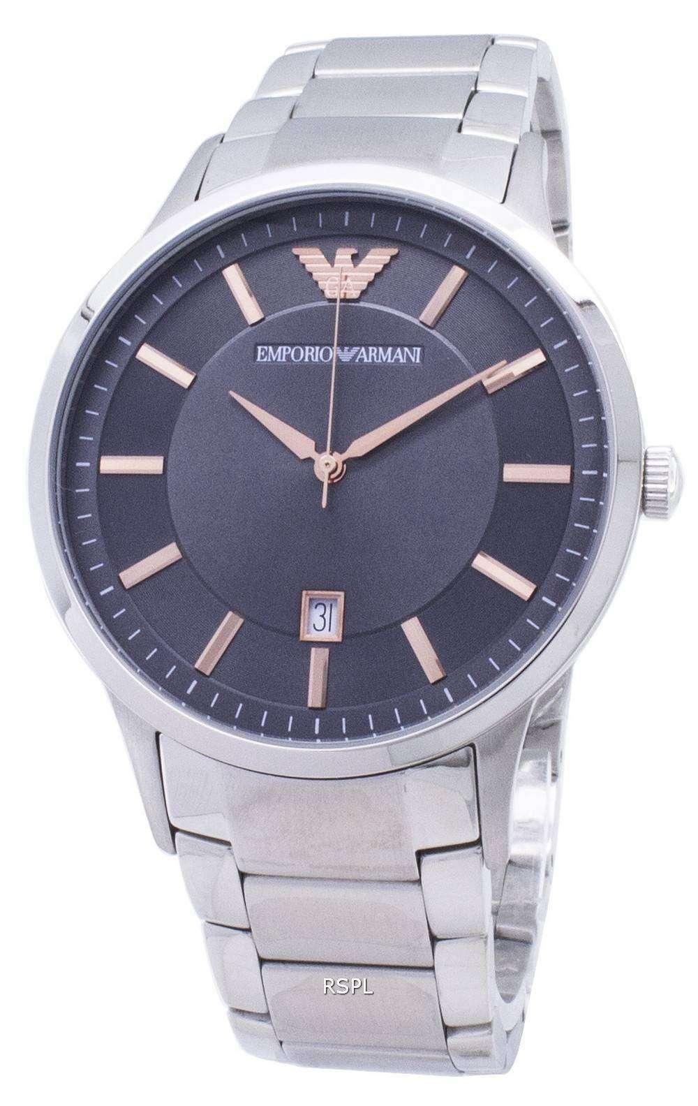 7839b9a6f9fc Emporio Armani Renato cuarzo AR2514 Watch de Men - citywatches.es