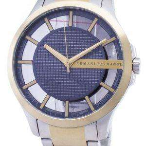 Armani Exchange cuarzo AX2403 Watch de Men