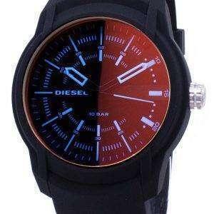 Diesel DZ1819 barra de cuarzo analógico reloj de Men