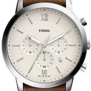 Neutra de fósiles cronógrafo de cuarzo FS5380 Watch de Men