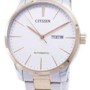 Ciudadano automático NH8356-87A analógico reloj de Men