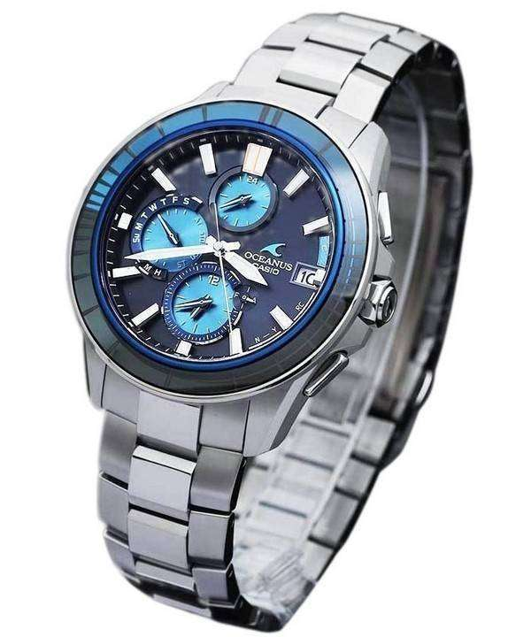d08a2627e345 Casio Oceanus OCW-S4000D-1AJF Bluetooth Limited Edition reloj de Men ...