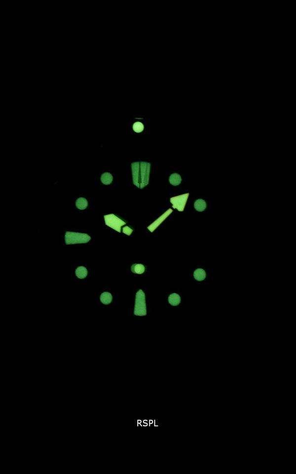 Relación II libre Diver helio seguro 1000M cuarzo 1038EF102V Watch de Men