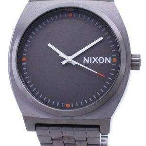 Nixon tiempo Teller A045-2947-00 analógico de cuarzo reloj de Men