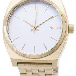 Nixon tiempo Teller A045-508-00 analógico de cuarzo reloj de Men