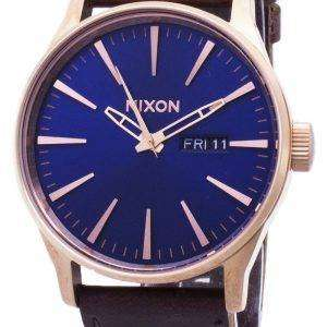 Nixon Sentry A105-2867-00 analógico de cuarzo reloj de Men