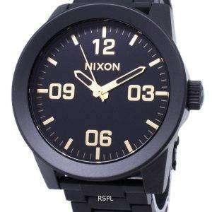 Nixon Corporal A346 SS-1041-00 analógico de cuarzo reloj de Men