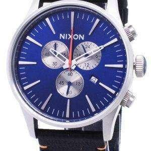 Nixon Sentry A405-1258-00 Cronógrafo cuarzo de reloj Men