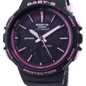 Reloj Casio Baby-g BGS100RT BGS-100RT-1A-1A paso Tracker Analógico Digital de las mujeres