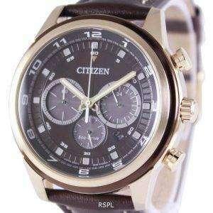 Citizen Eco-Drive Cronógrafo CA4037-01W