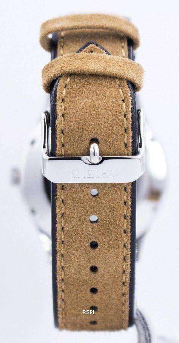 Oriente Bambino versión 4 FAC08003A0 automático clásico AC08003A reloj de hombres