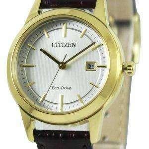 Reloj Citizen Eco-Drive fecha pantalla FE1083-02A femenina