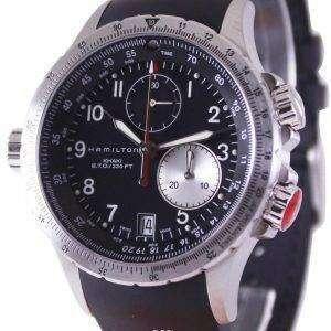Hamilton Khaki ETO Cronógrafo H77612333 reloj de hombres