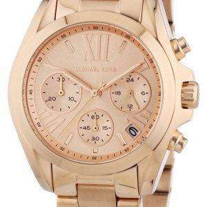 Reloj Michael Kors Cronógrafo Bradshaw MK5799 femenina