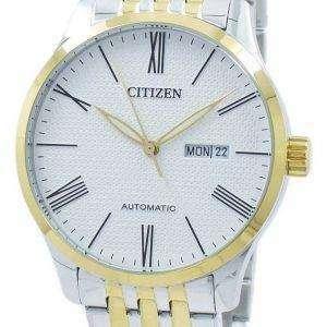 Ciudadano analógico automático NH8354-58A Watch de Men