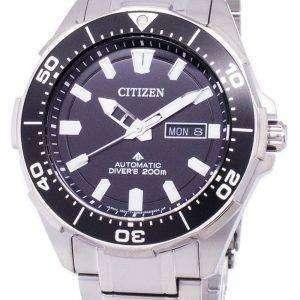 Ciudadano Promaster Marina Scuba Diver 200M automática NY0070-83E Watch de Men