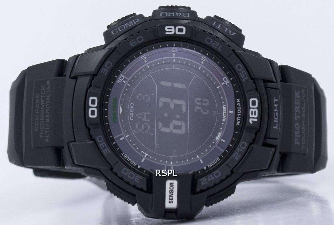 52f16c2c7d8f Casio Protrek Triple Sensor PRG-270-1A atómico - citywatches.es