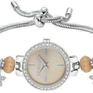 Morellato gotas R0153122556 cuarzo Watch de Women