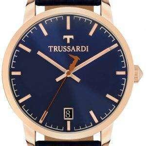 Trussardi T-Género R2451113001 cuarzo de reloj Men
