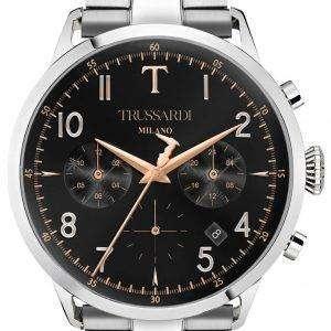 Trussardi T-evolución R2453123006 cronógrafo de cuarzo de reloj Men