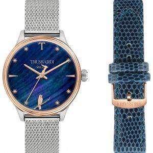 Trussardi T-complicidad R2453130505 cuarzo Watch de Women