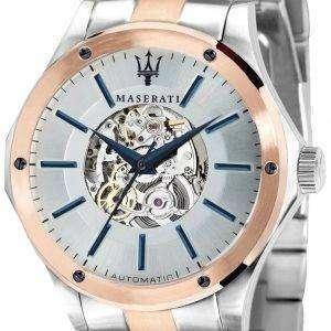 Maserati Circuito R8823127001 automático reloj de Men