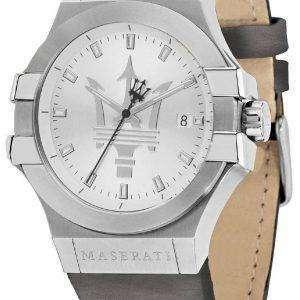 Maserati Potenza R8851108018 analógico de cuarzo reloj de Men