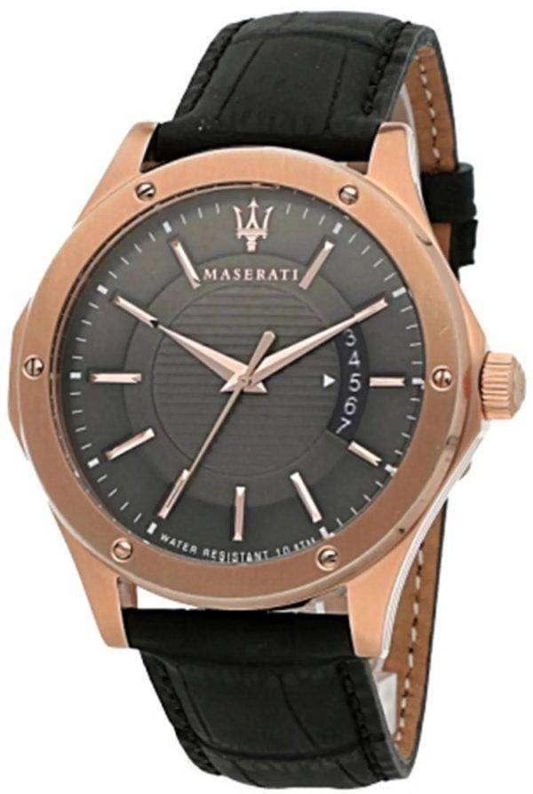 Maserati Circuito R8851127001 cuarzo analógico reloj de Men