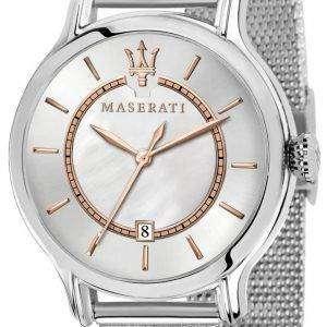 Maserati Epoca R8853118509 cuarzo analógico Watch de Women