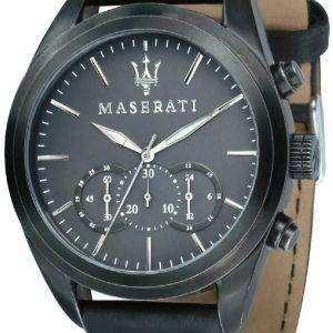 Maserati Traguardo R8871612019 cuarzo de reloj Men