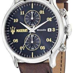 Maserati Epoca R8871618001 cronógrafo de cuarzo reloj de Men