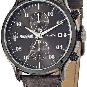 Maserati Epoca R8871618002 Cronógrafo analógico reloj de Men