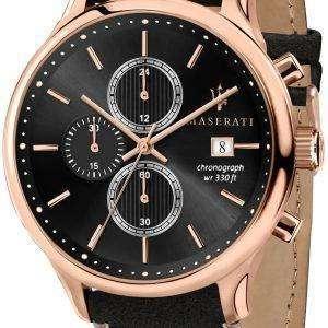 Caballero de Maserati R8871636003 cronógrafo de cuarzo reloj de Men