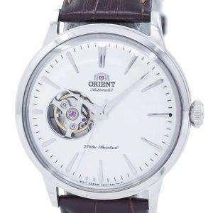 Oriente clásico elegante corazón abierto automático RA-AG0002S10B Watch de Men
