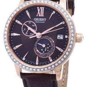 Orient automático clásico RA-AK0005Y10B analógico Watch de Women